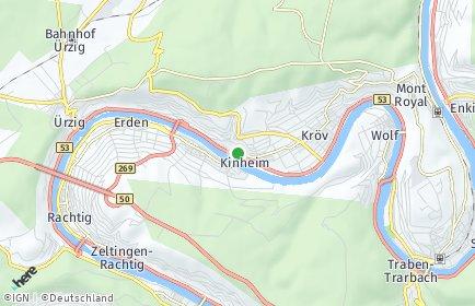 Stadtplan Kinheim