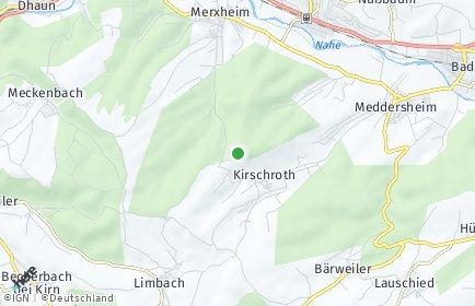 Stadtplan Kirschroth
