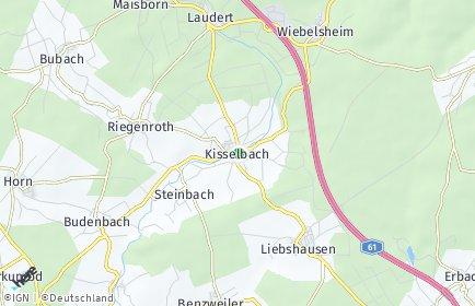 Stadtplan Kisselbach