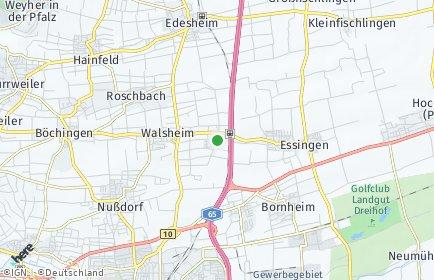 Stadtplan Knöringen