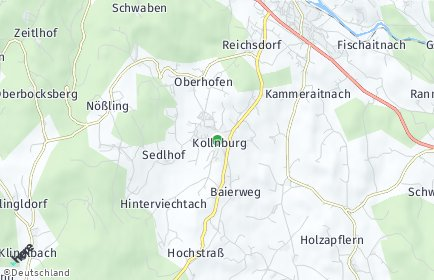 Stadtplan Kollnburg