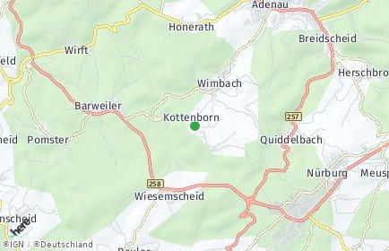 Stadtplan Kottenborn