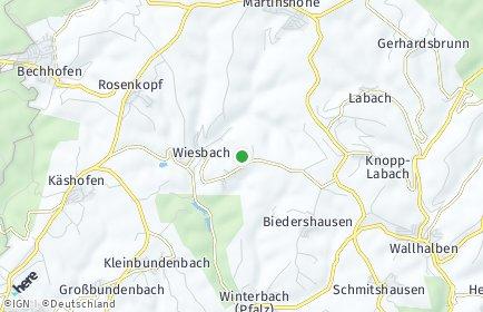 Stadtplan Krähenberg