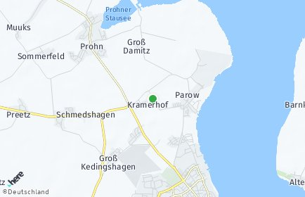 Stadtplan Kramerhof