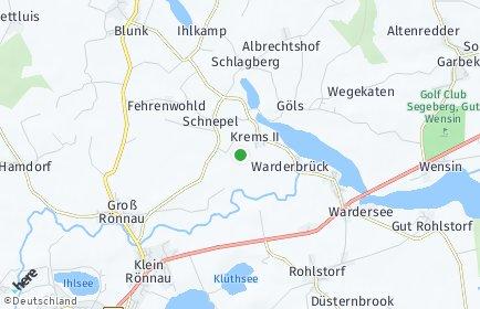 Stadtplan Krems II