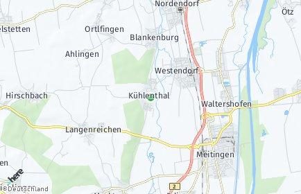 Stadtplan Kühlenthal