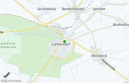 Stadtplan Lachendorf
