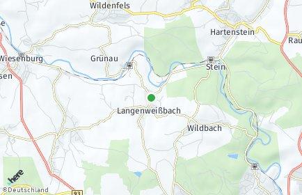 Stadtplan Langenweißbach