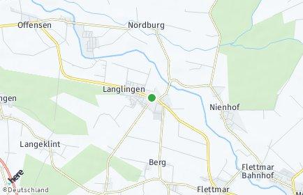 Stadtplan Langlingen