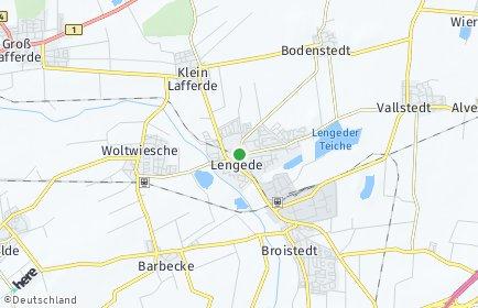 Stadtplan Lengede