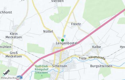 Stadtplan Lengenbostel