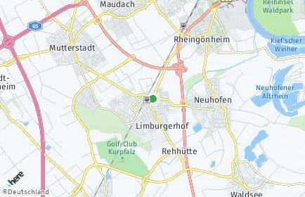 Stadtplan Limburgerhof