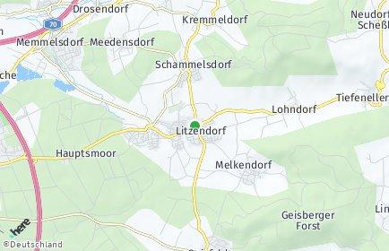 Stadtplan Litzendorf