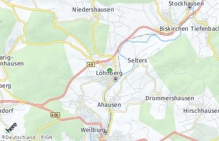 Stadtplan Löhnberg