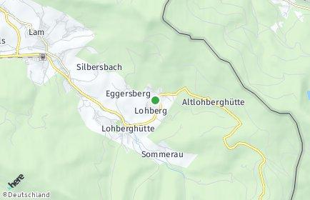 Stadtplan Lohberg