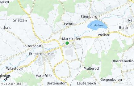 Stadtplan Marklkofen