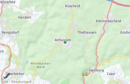 Stadtplan Meinborn