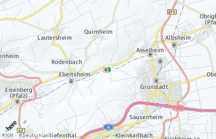 Stadtplan Mertesheim