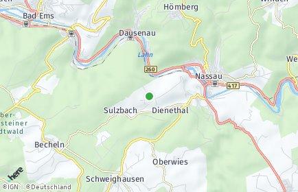 Stadtplan Misselberg
