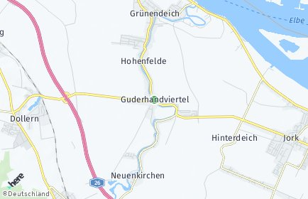 Stadtplan Mittelnkirchen