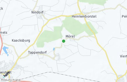 Stadtplan Mörel (Holstein)