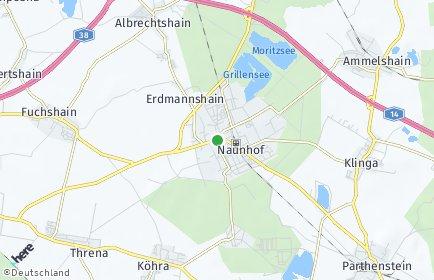 Stadtplan Naunhof