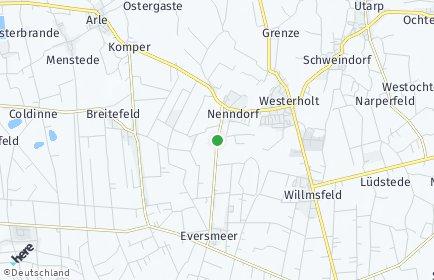 Stadtplan Nenndorf