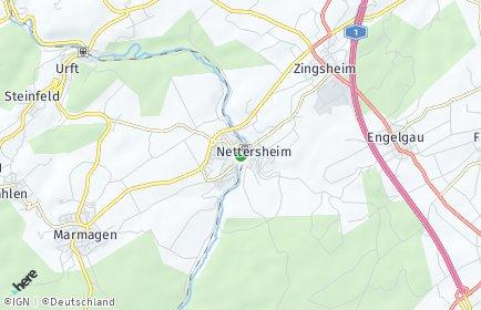 Stadtplan Nettersheim