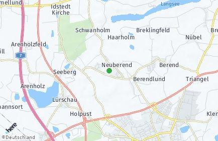 Stadtplan Neuberend