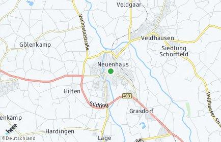 Stadtplan Neuenhaus