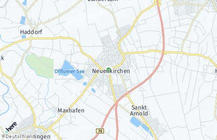 Stadtplan Neuenkirchen