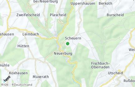 Stadtplan Neuerburg