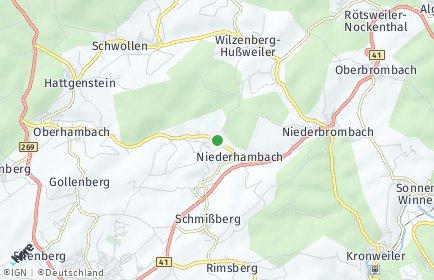 Stadtplan Niederhambach