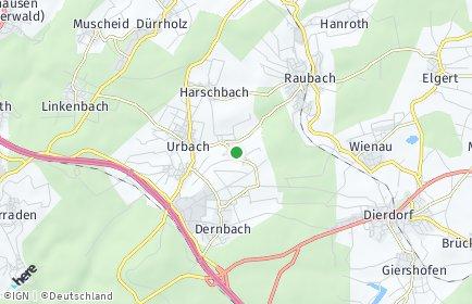 Stadtplan Niederhofen