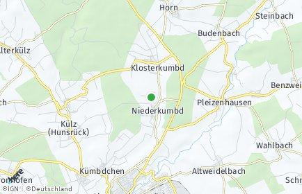 Stadtplan Niederkumbd