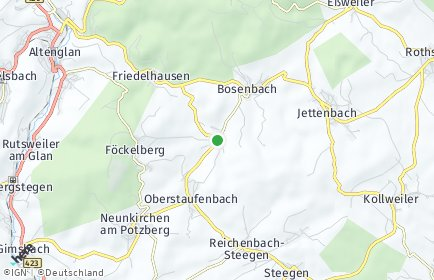 Stadtplan Niederstaufenbach