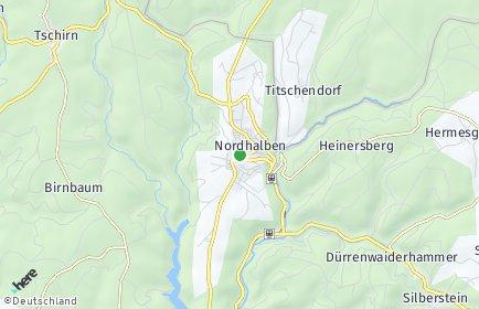 Stadtplan Nordhalben