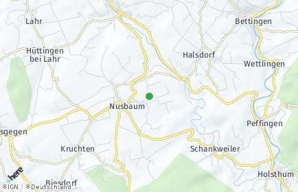 Stadtplan Nusbaum
