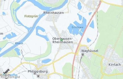Rheinhausen Oberhausen