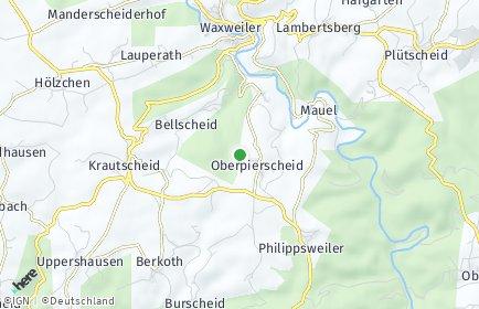 Stadtplan Oberpierscheid