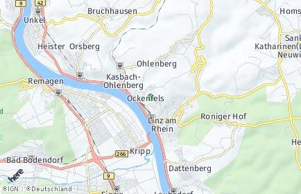Stadtplan Ockenfels