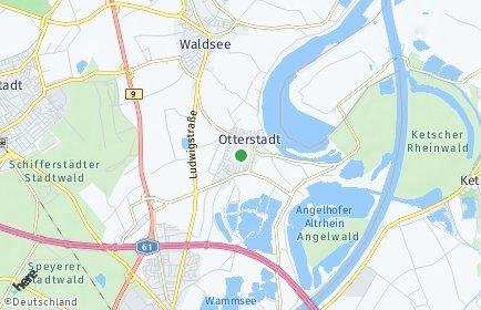 Stadtplan Otterstadt