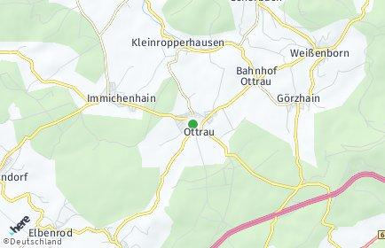 Stadtplan Ottrau