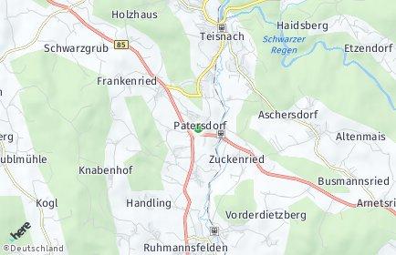 Stadtplan Patersdorf