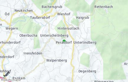 Stadtplan Perasdorf