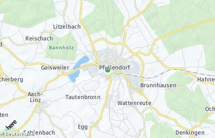 Stadtplan Pfullendorf