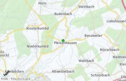 Stadtplan Pleizenhausen