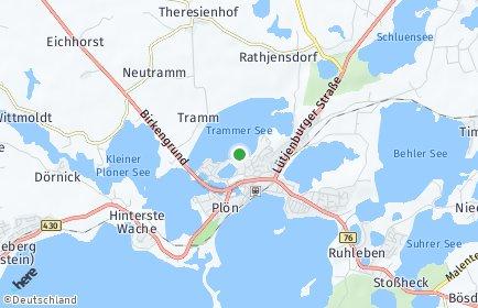 Plz Plon Schleswig Holstein Postleitzahlen 24306 Plon Deutschland