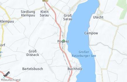 Stadtplan Pogeez