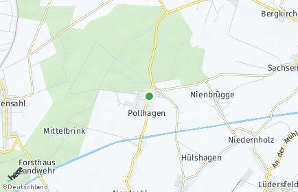 Stadtplan Pollhagen